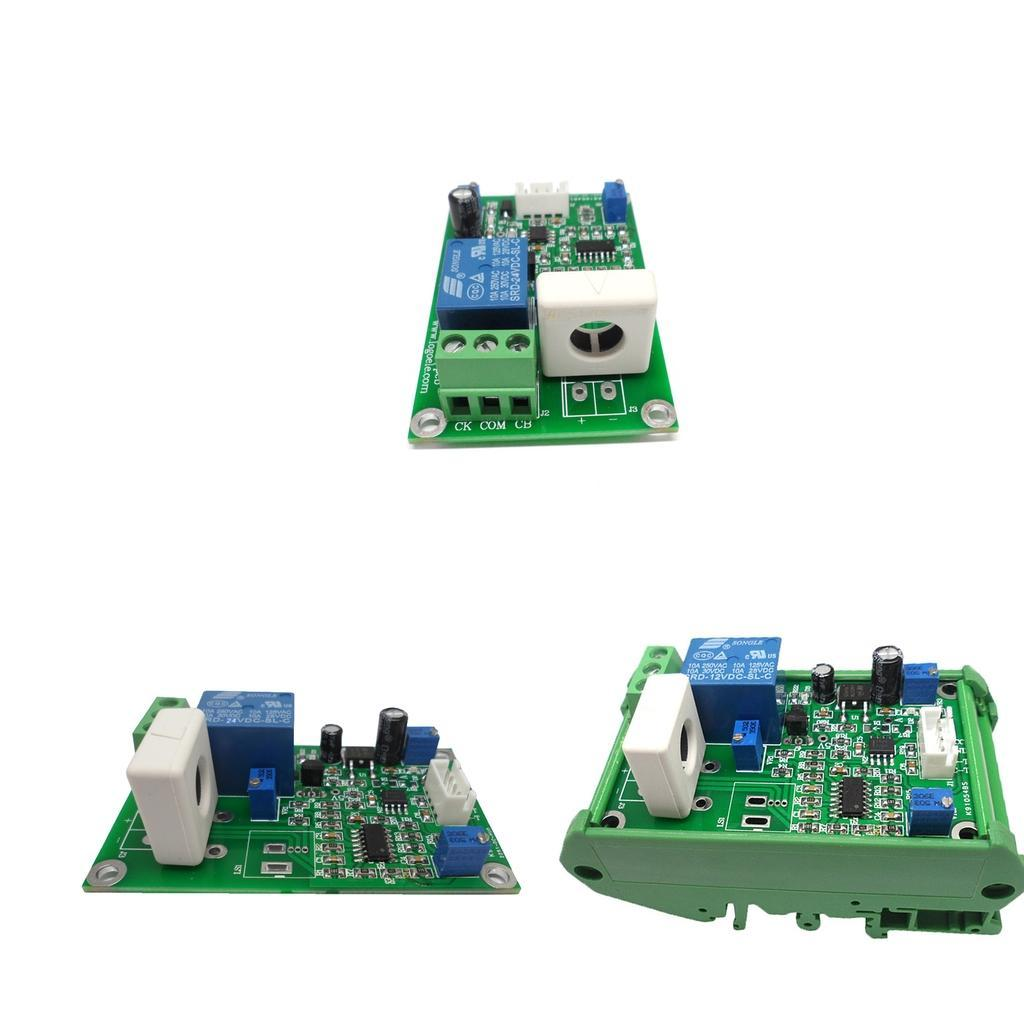 12V mit WCS1700 Elektrisches Hall Stromsensor Erkennungsmodul 0 70A DC 24V