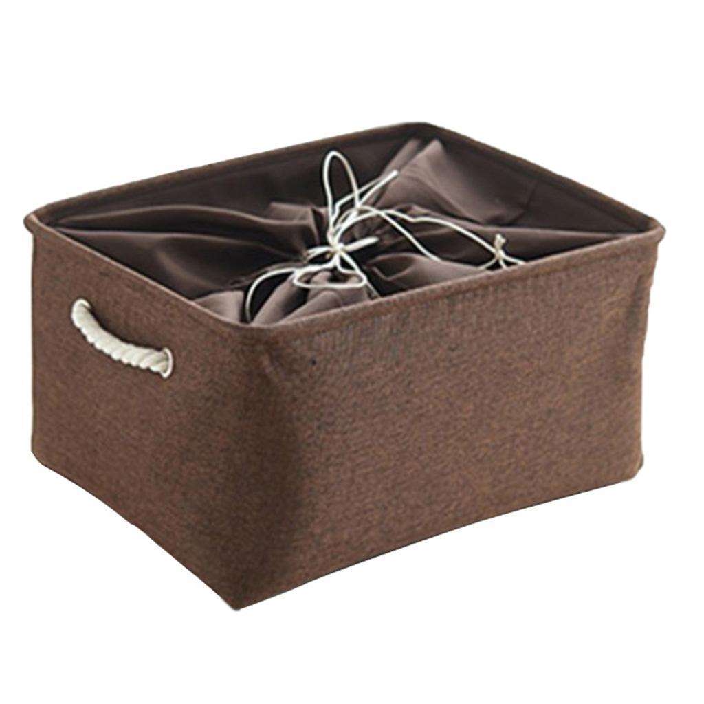 Home Shelf Clothes Storage Basket Laundries Hamper Pet Toys Kid ...