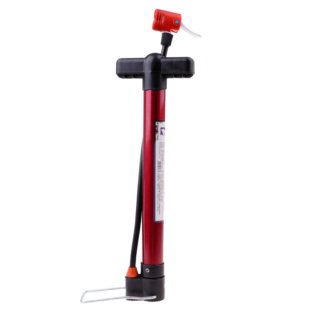 Portable Air Pump for Sport Balls Bicycle Mountain Bike Cycle Tyre Inflator