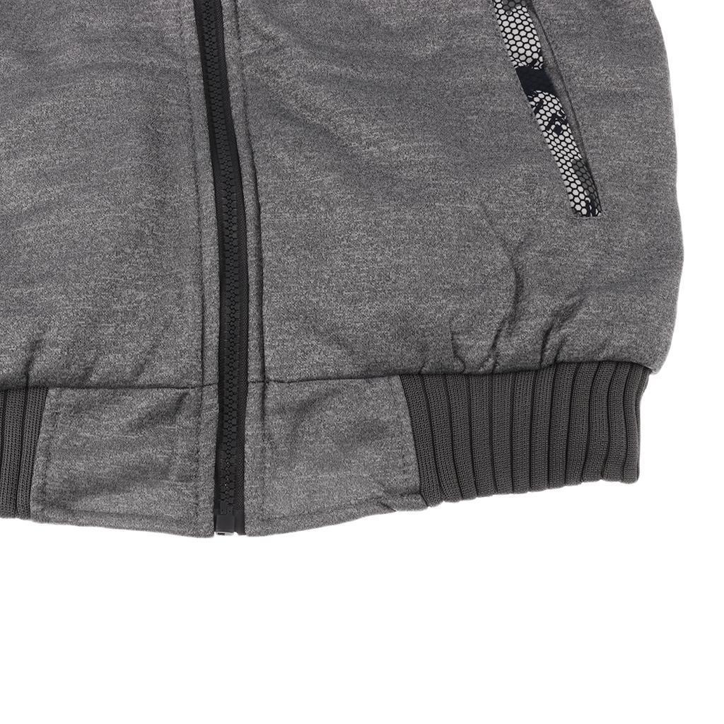 Da Uomo Felpe invernali MASCHIO addensato giacche e coulisse Abbigliamento Tute Sportive