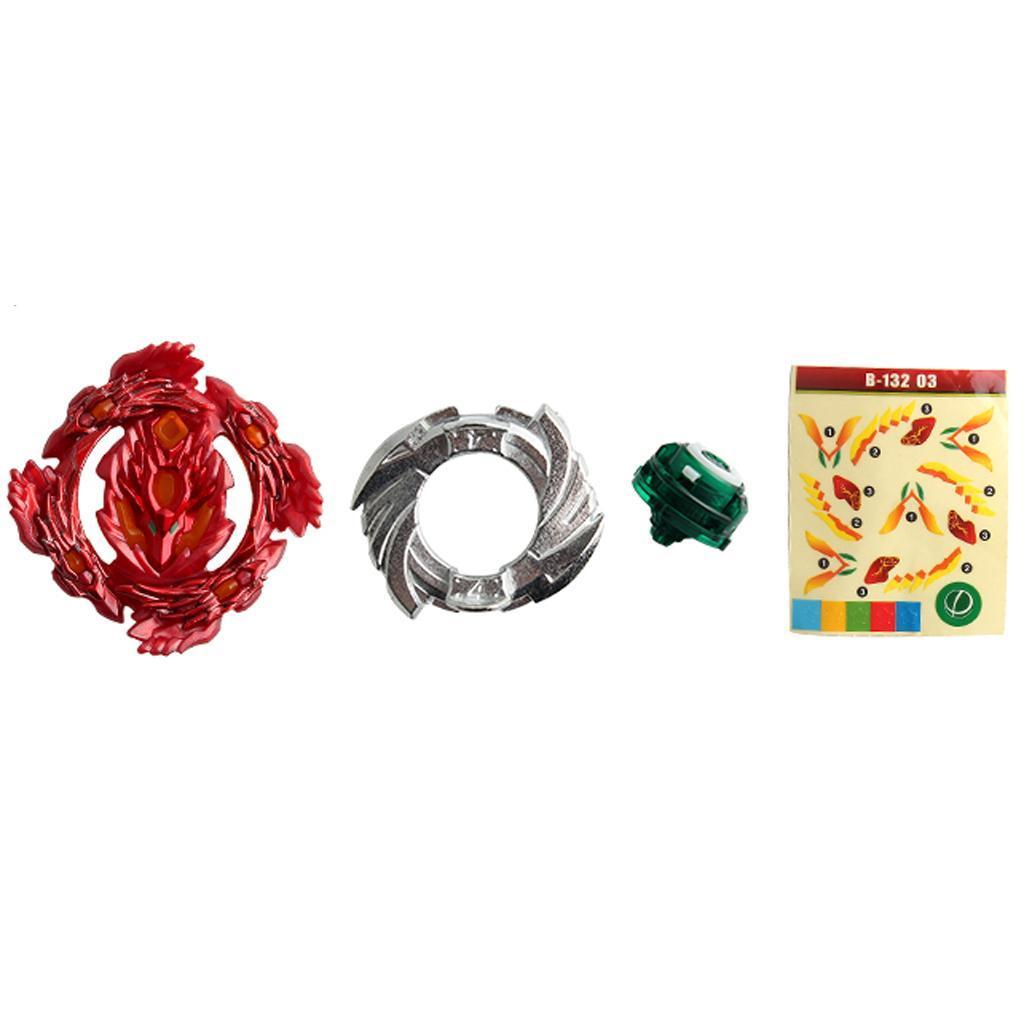 Metall Fusion Burst Kreisel B132 Schnelligkeit Kampf Master Kids Toy
