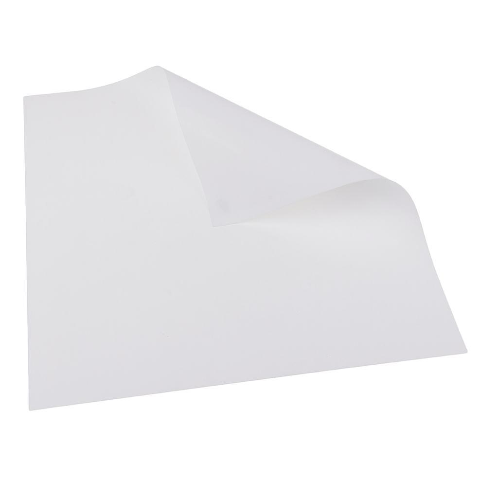 5 Colors Iron On Heat Transfer Vinyl Square Sheet Silhouette Cricut Crafts
