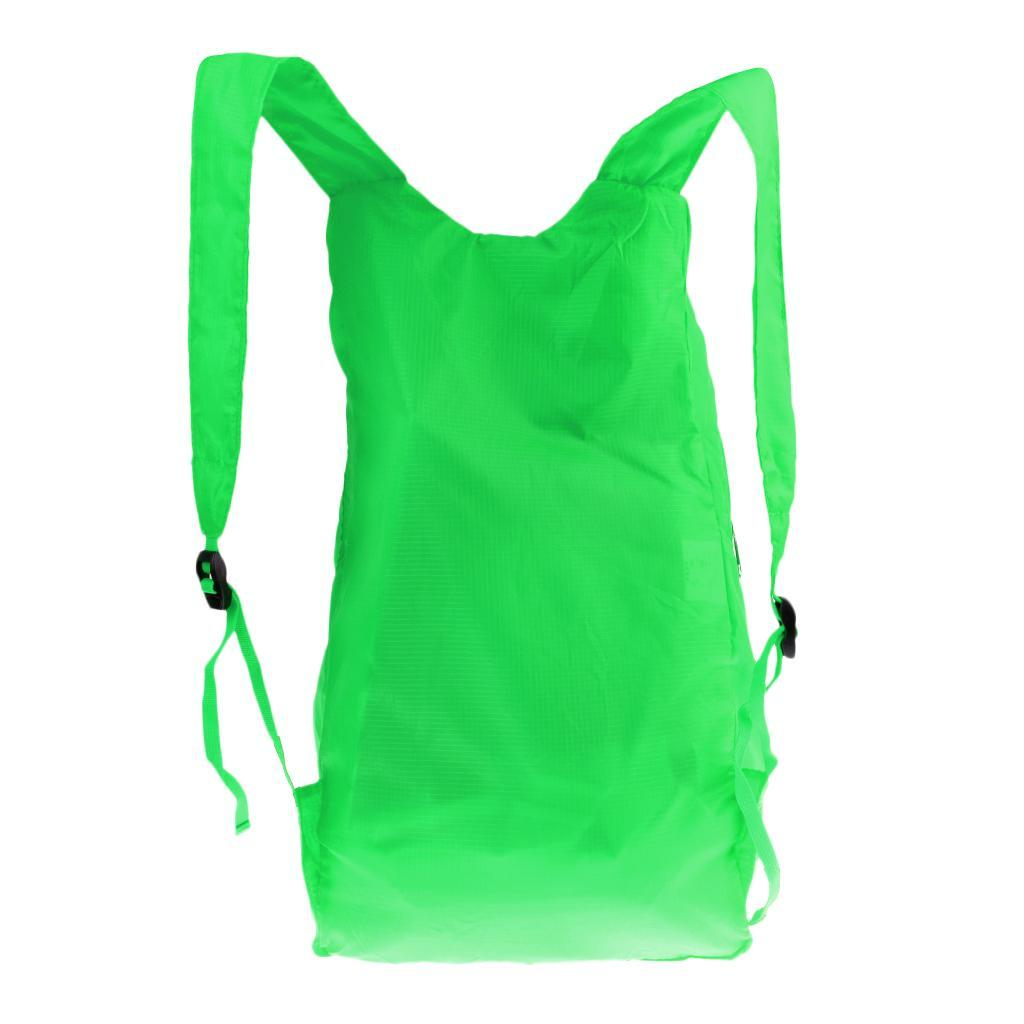 Daypack Wasserdichter Rucksack faltbar Outdoor Sporttasche Ultraleicht Backpack