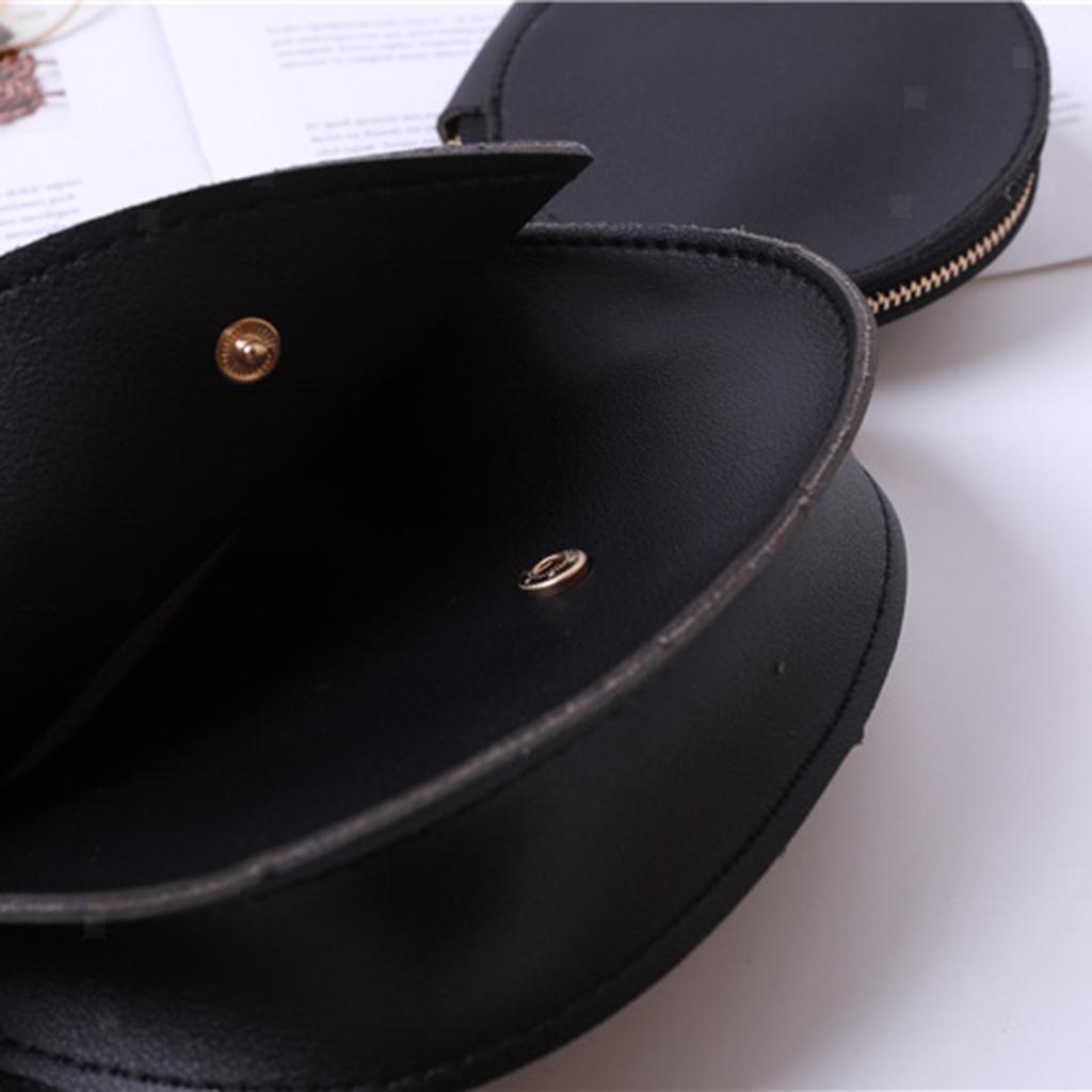 Female Girls Simple Fanny Pack Belt Bag Bumbag Waist Bag Phone Coin Wallet