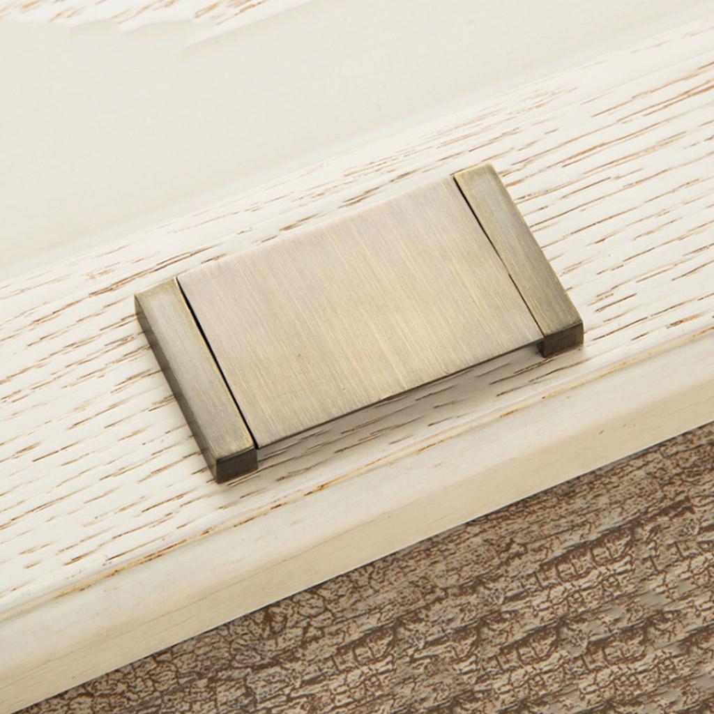 Vintage Griffe Schublade Tür Eisen Knopf Antik Bronze ziehen