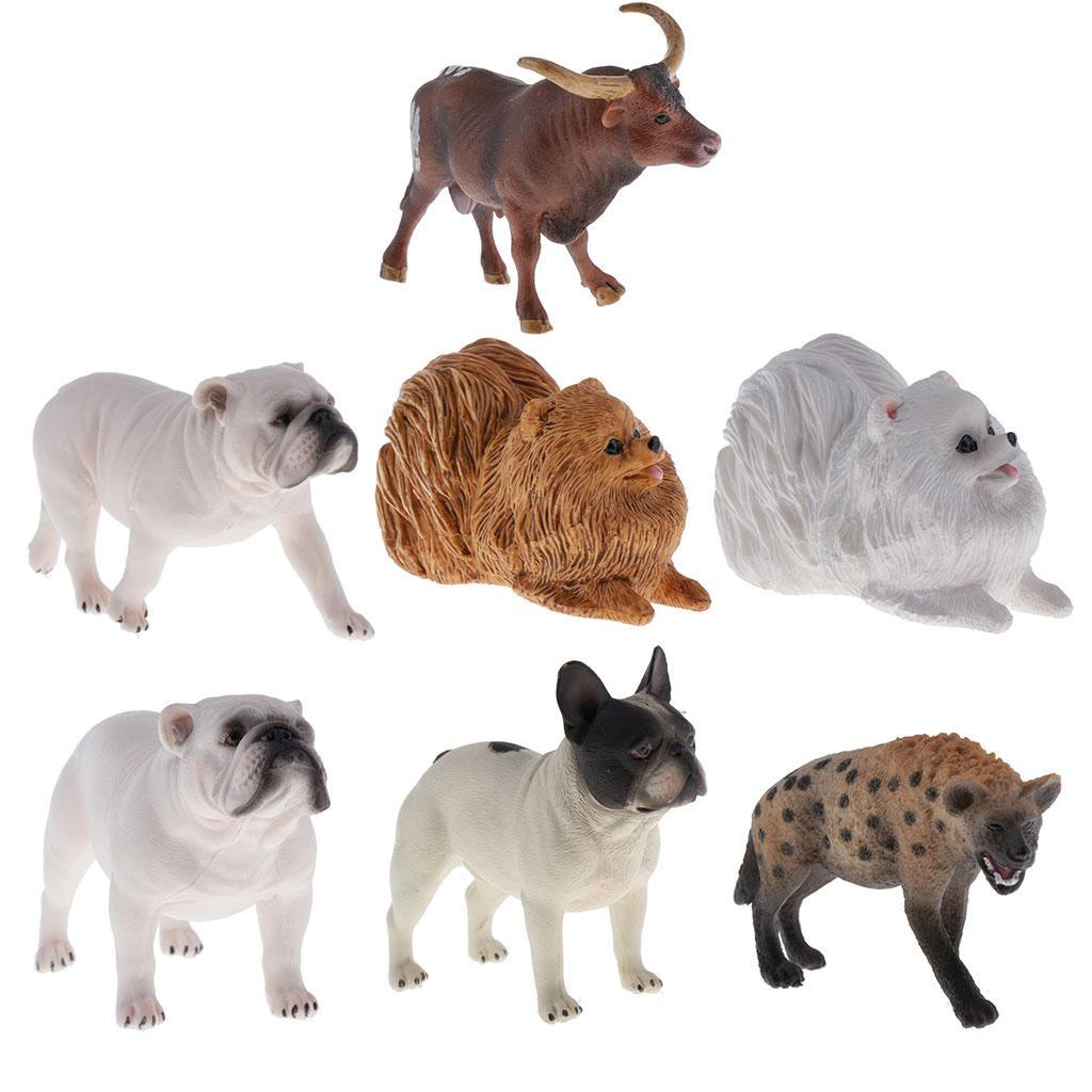 Realistic Animal Figures Animal Play Sets Toys for Children Party Favors