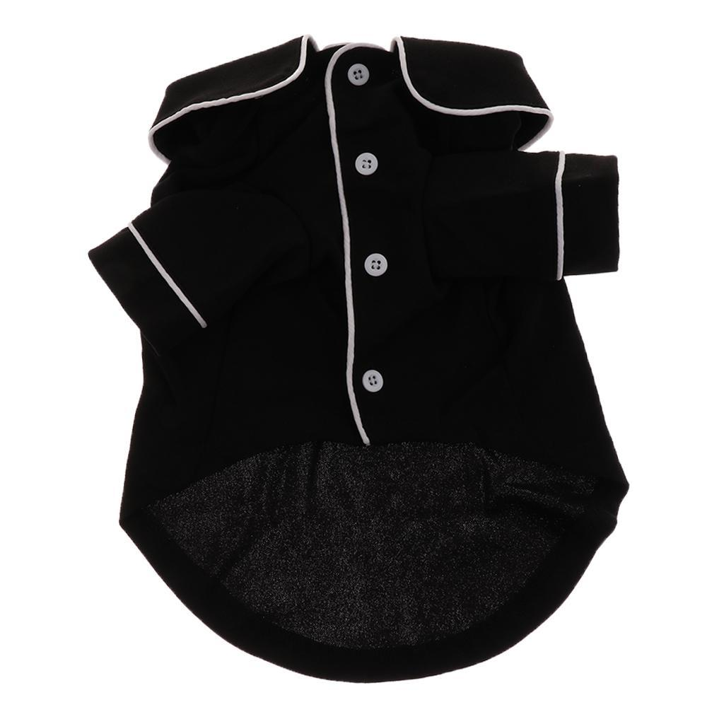 Pet Sleepwear Shirt Dog Pajamas Soft Puppy Cat Clothes Dogs Clothing Pet Outfits