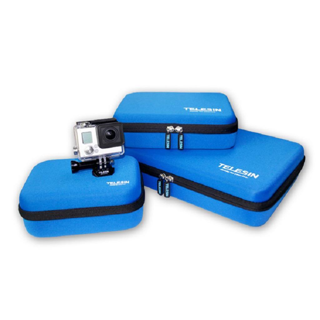 Bolsa De Almacenamiento De Cámara Estuche Cubierta Protectora Caja de EVA para GoPro Hero 6 5 4