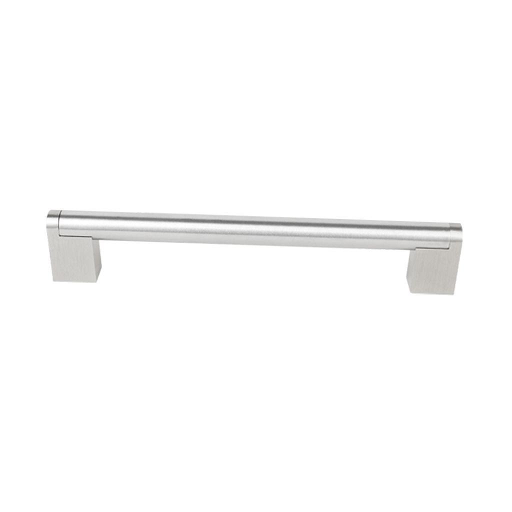 Stainless Steel Brushed Nickel Kitchen Door Cabinet T Bar Handle Pulls Knob