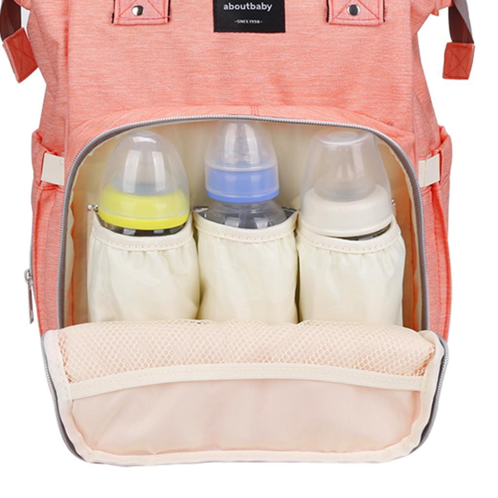 Hot Changing Bag Multifunction Mummy Mother Diaper Nappy Backpack Newborn Baby