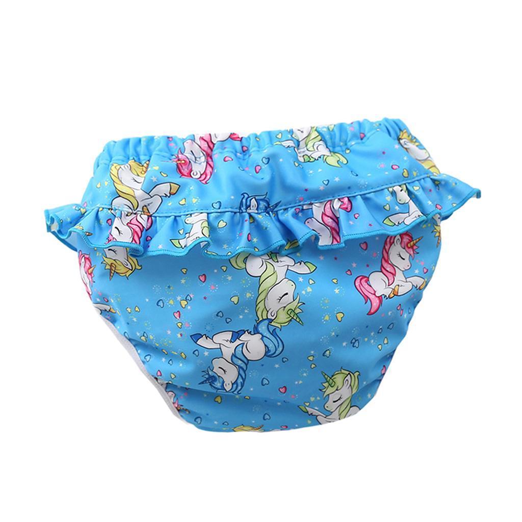 Washable Kids Baby Girl Boy Panties Learning Leakproof Waterproof Panties