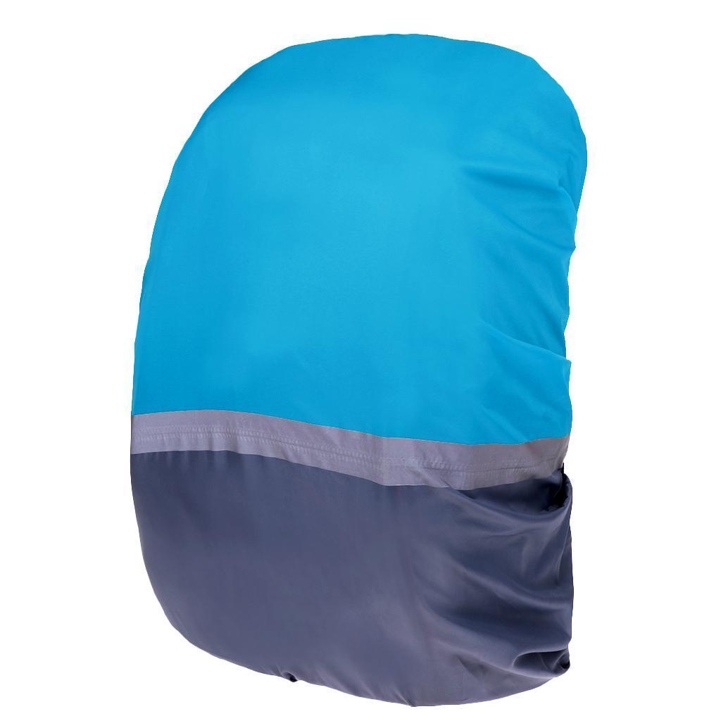 18-70L Adjustable Waterproof Rain Proof Backpack Cover Bag Rucksack Raincover