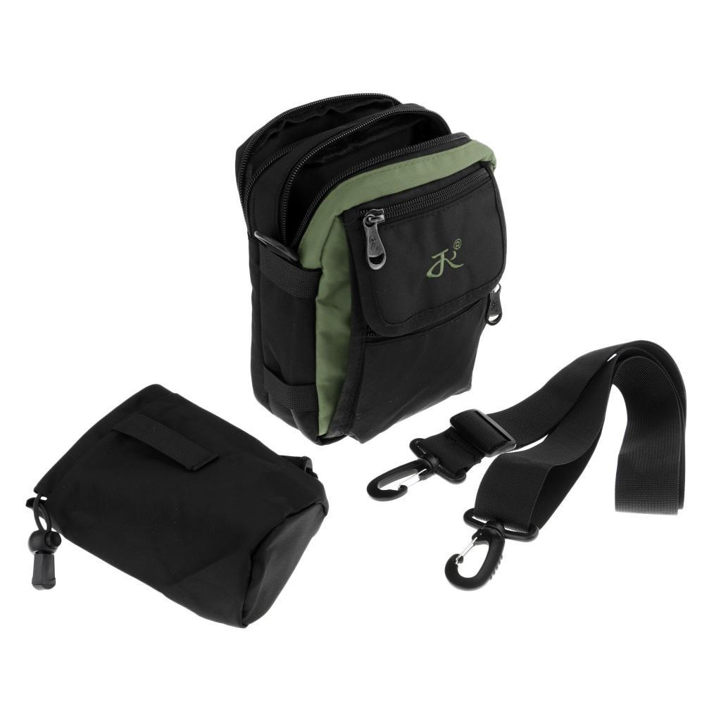 Sports Hydration Backpack Waist Bum Bag Cycle Water Bottle Holder Walking