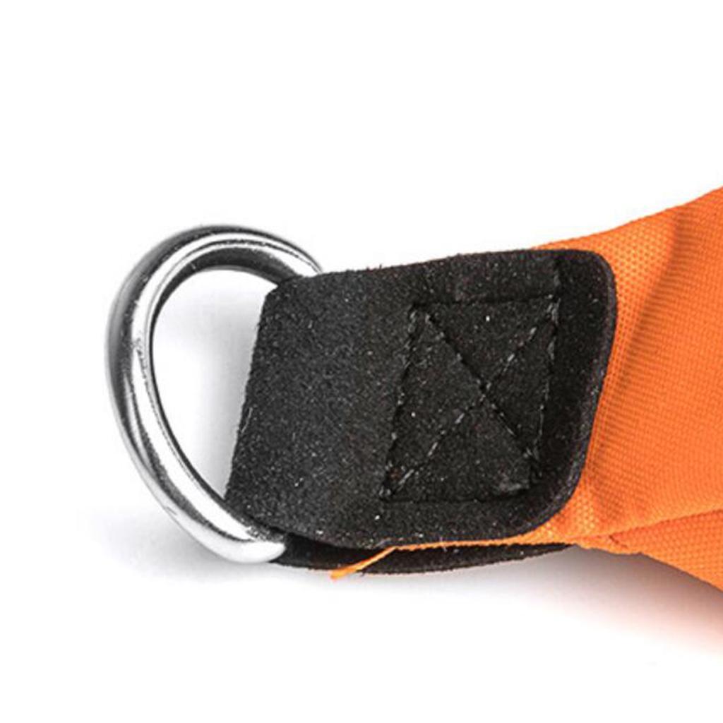 Durable Throw Bag Pouch Weight 250g Arborist Climbing Tree Surgeon Equipment