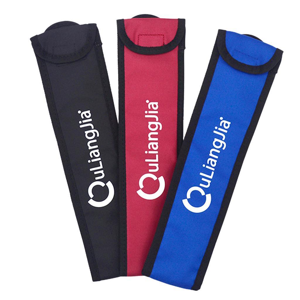 2x Bogenhülle Bogen Schutzhülle Tasche für Langbogen Bogentasche