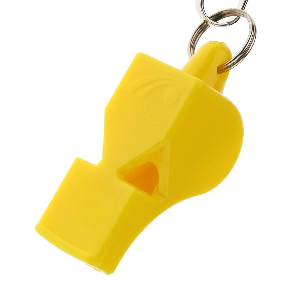 Soccer Basketball  Referee Whistle Emergency Survival Safety Lifeguard