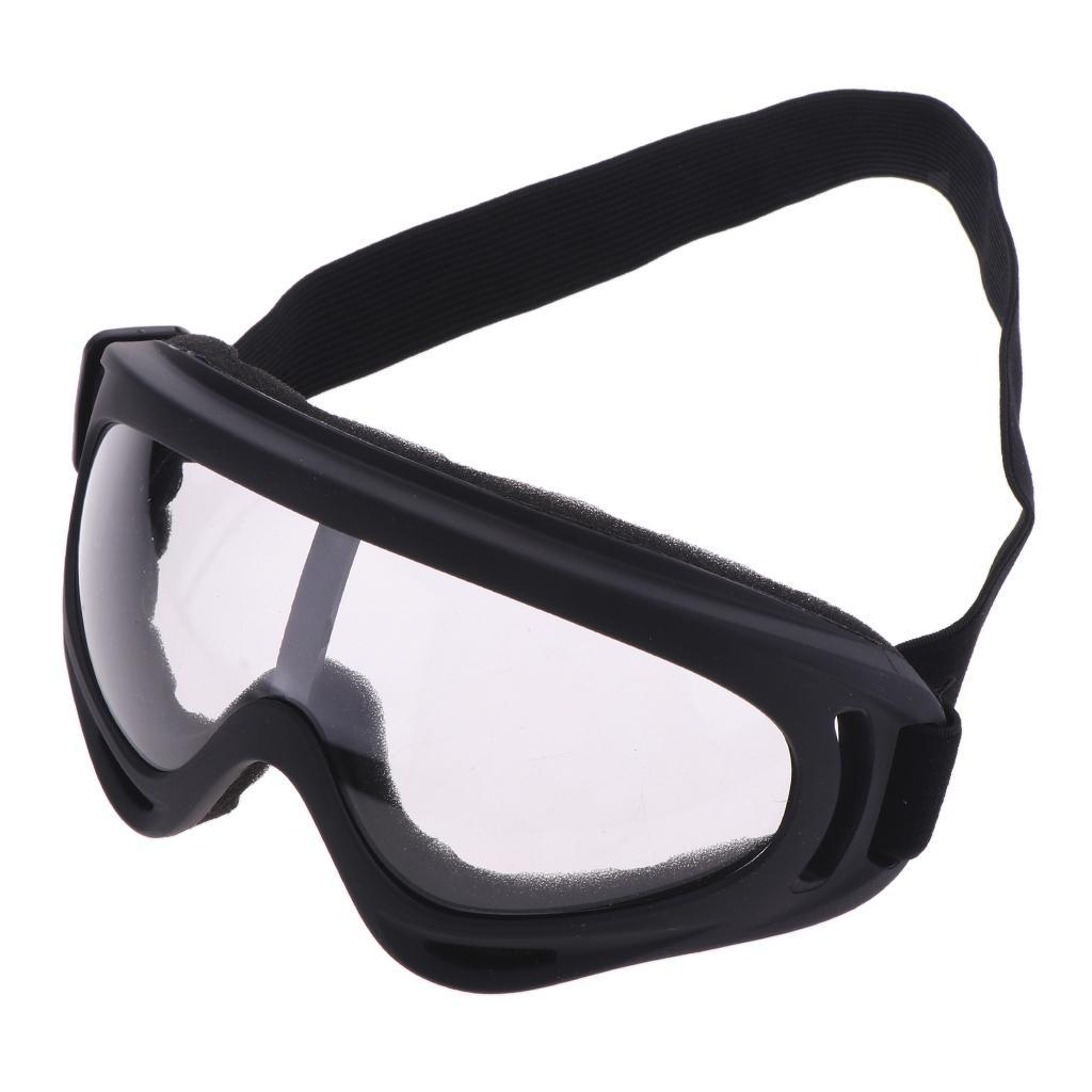 Motorcycle Bicycle Racing Snowboard Ski Goggles Windproof Anti-fog Eyewears