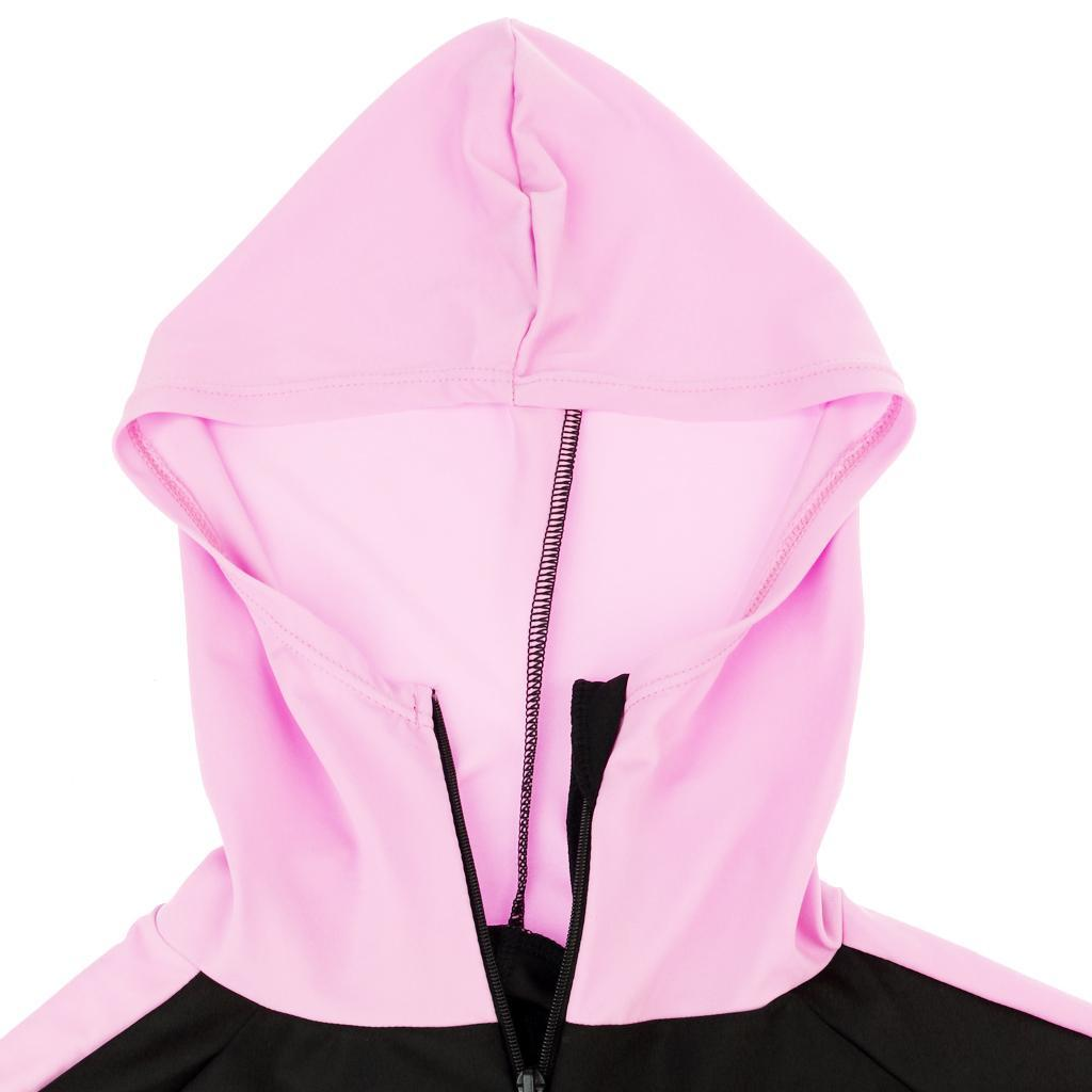 One Piece Women Wetsuit with Hood for Surfing Diving Wakeboard Sailing