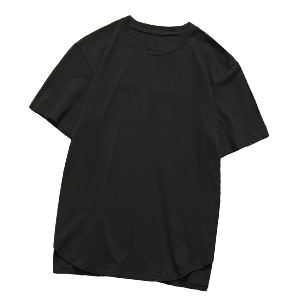 Comfy Soft Men/'s Basic T-Shirt O-Neck Cotton Summer Tops Casual Tee M-2XL