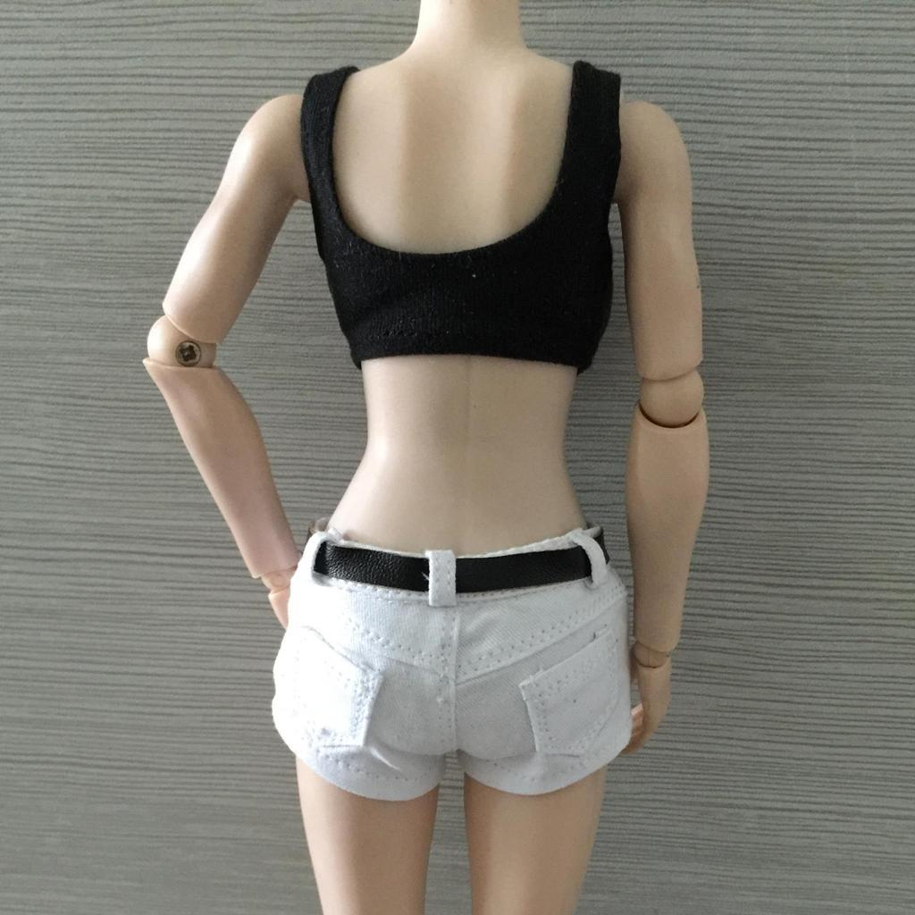 """1//6th Scale Female Clothing Outfits Set For 12/"""" Hot Toys Phicen Female Body"""