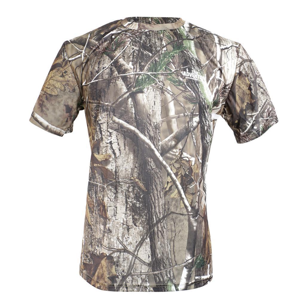 1 Stück Männer Kurzarm T shirt Männer Große und Hohe T shirt Camouflage