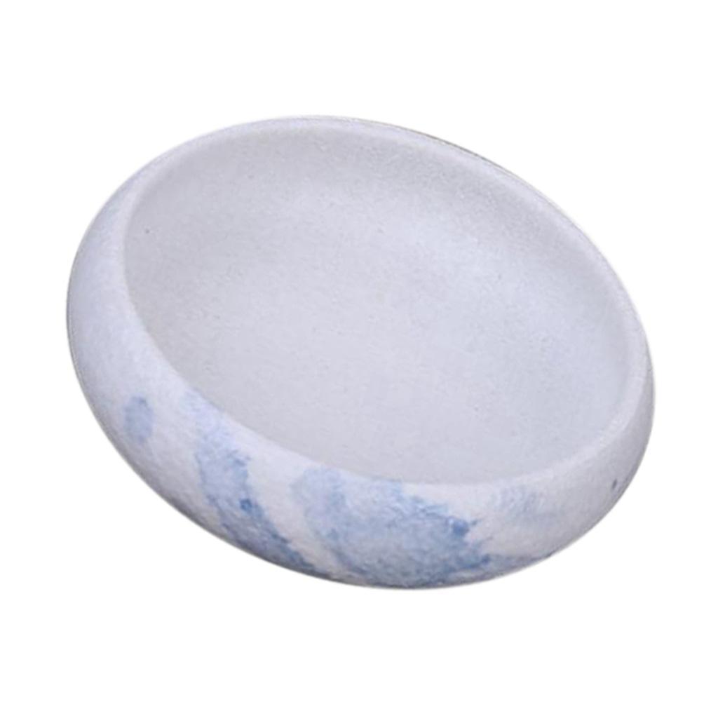 Creative Porcelain Sauce Dish Seasoning Small Plate Microwave Safe Tableware