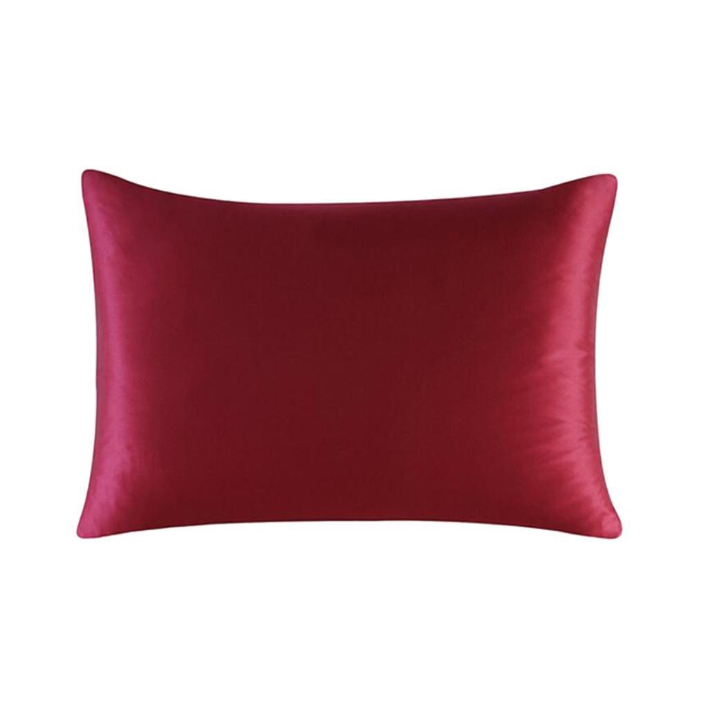 100 Silk Pillowcase For Hair 19 Momme Pure Silk On Both