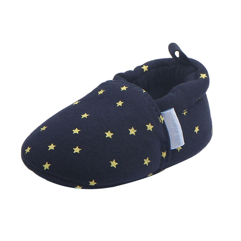 Newborn Soft Sole Boy/'s Girl/' s Infant Cotton Baby Shoes Toddler shoes