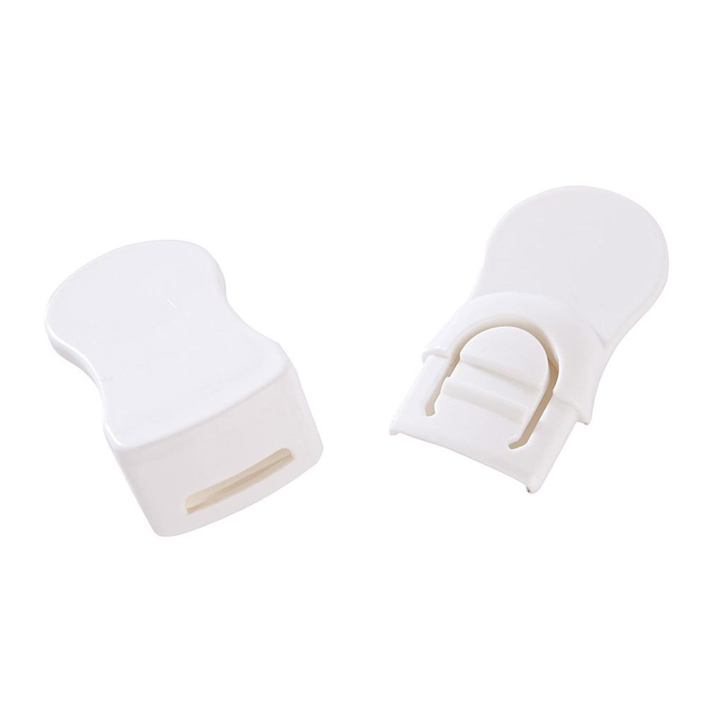 Baby Safety Lock Latch for Drawer Kitchen Cupboard Fridge Toilet Wardrobe