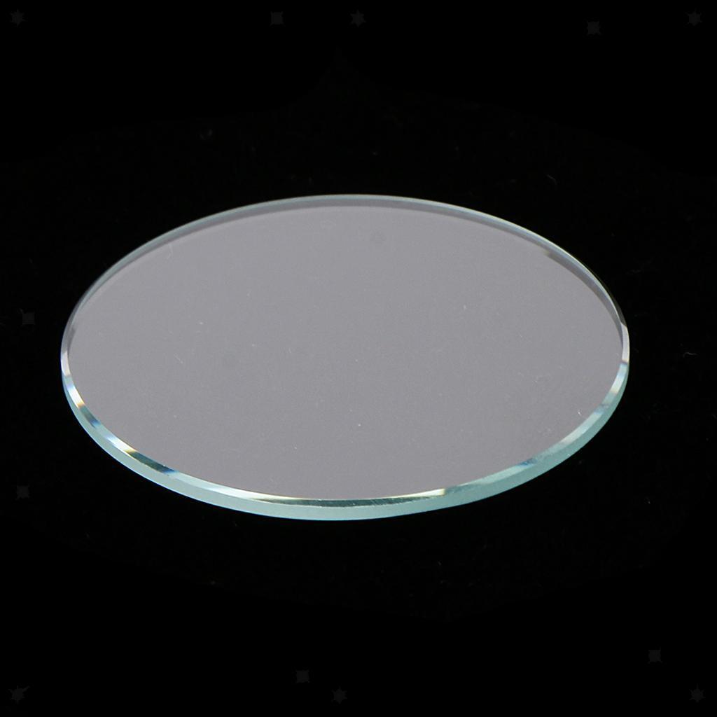 10x-Vetro-Minerale-per-Orologio-Vetro-Minerale-Cristallo-Orologio-Orologio miniatura 19