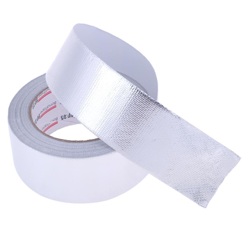 Hitzebeständig Alu Klebeband Aluminium Aluminiumfolie Aluklebeband