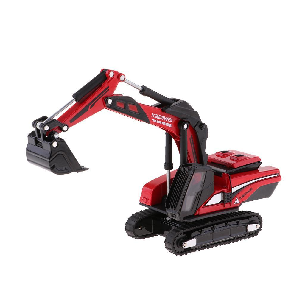 1:87 Lkw Baufahrzeuge Engineering Cars Baustellenfahrzeug Spielzeug