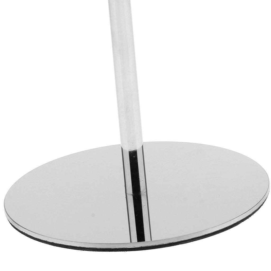 Stainless Steel Hat Baseball Cap Holder Stand Display Drying Storage Rack