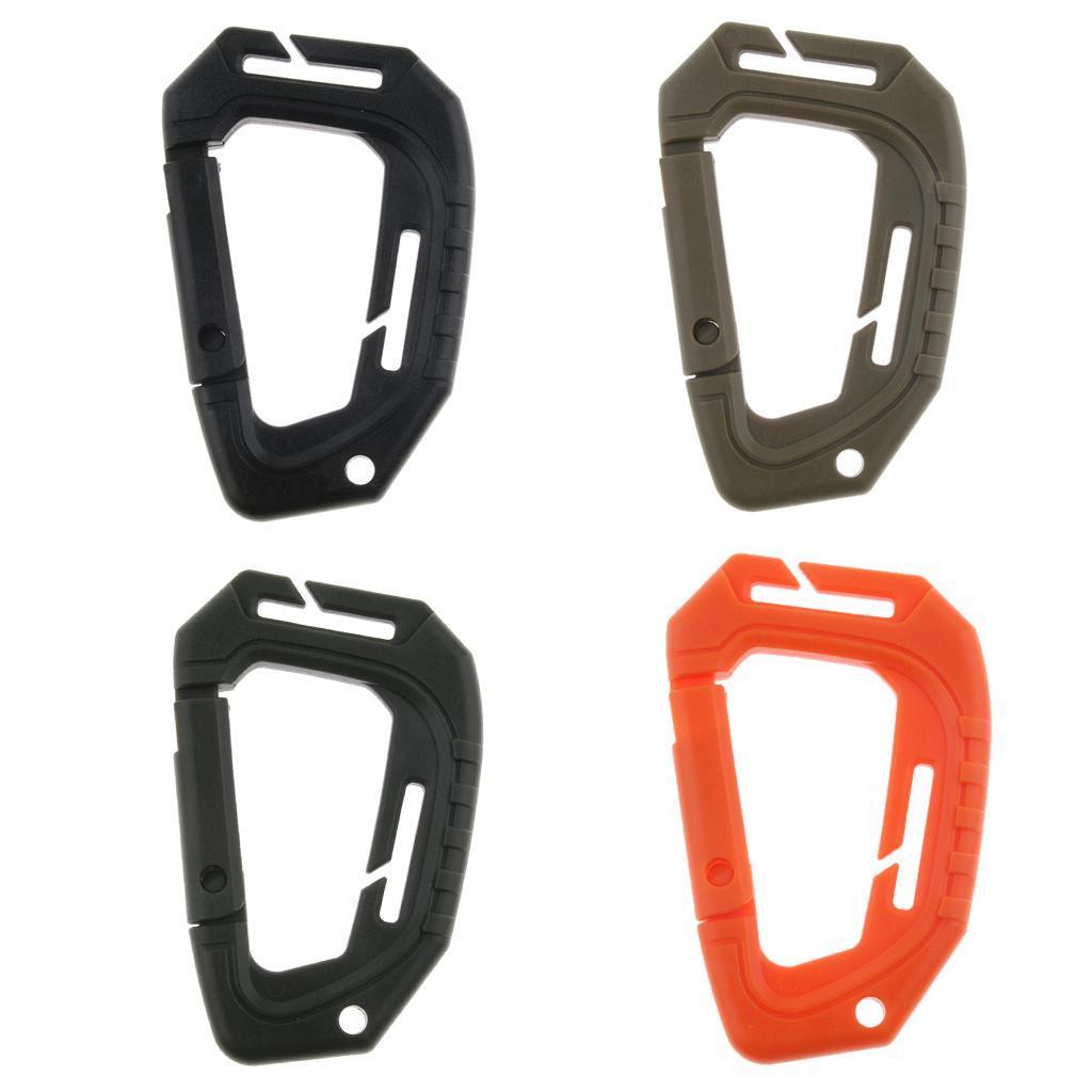Hochleistungskarabinerhaken aus Kunststoff mit Karabinerhaken