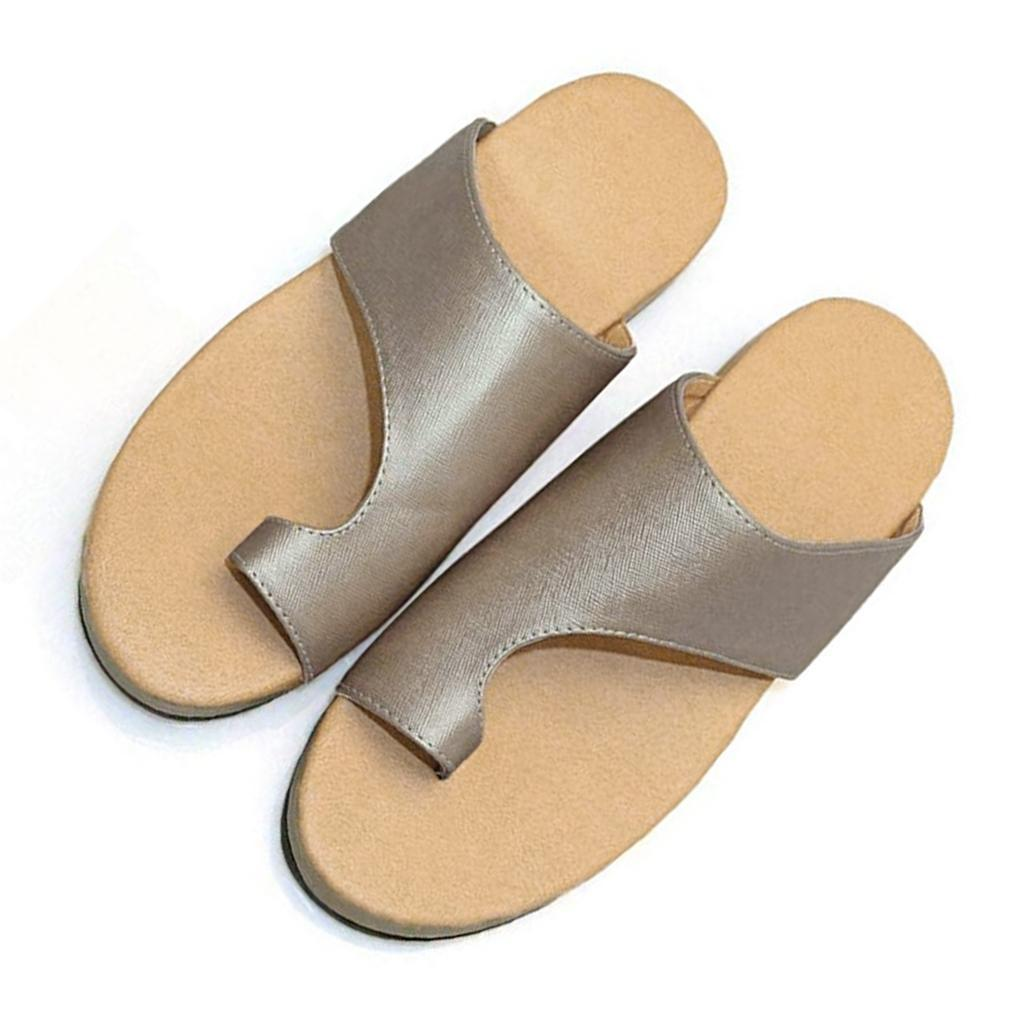 Comfy Platform Sandal Shoes Flip Flops Sandals Summer Beach Shoes for Women