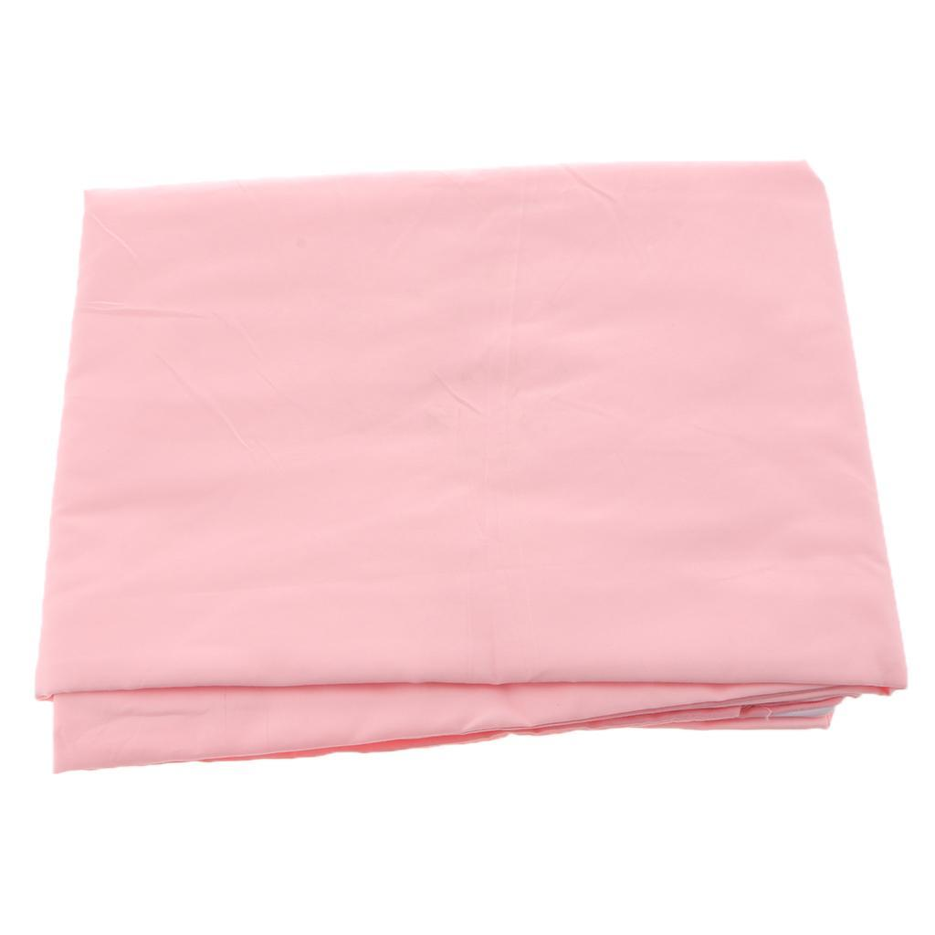 Solid Color Removeble Tatami Mattress Protector Bedspread Cover With Zipper