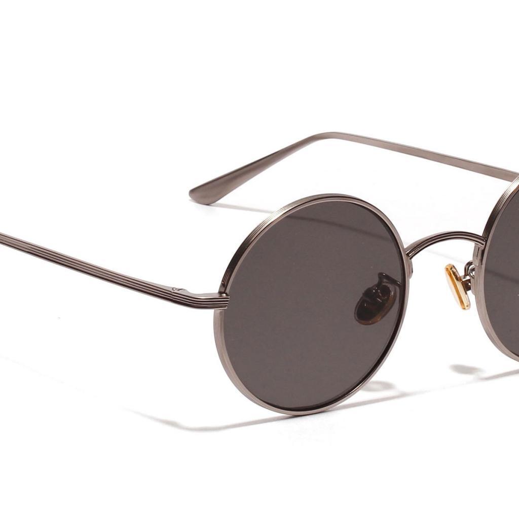 New Men Women Mirrored Sunglasses Round Metal Outdoor Glasses