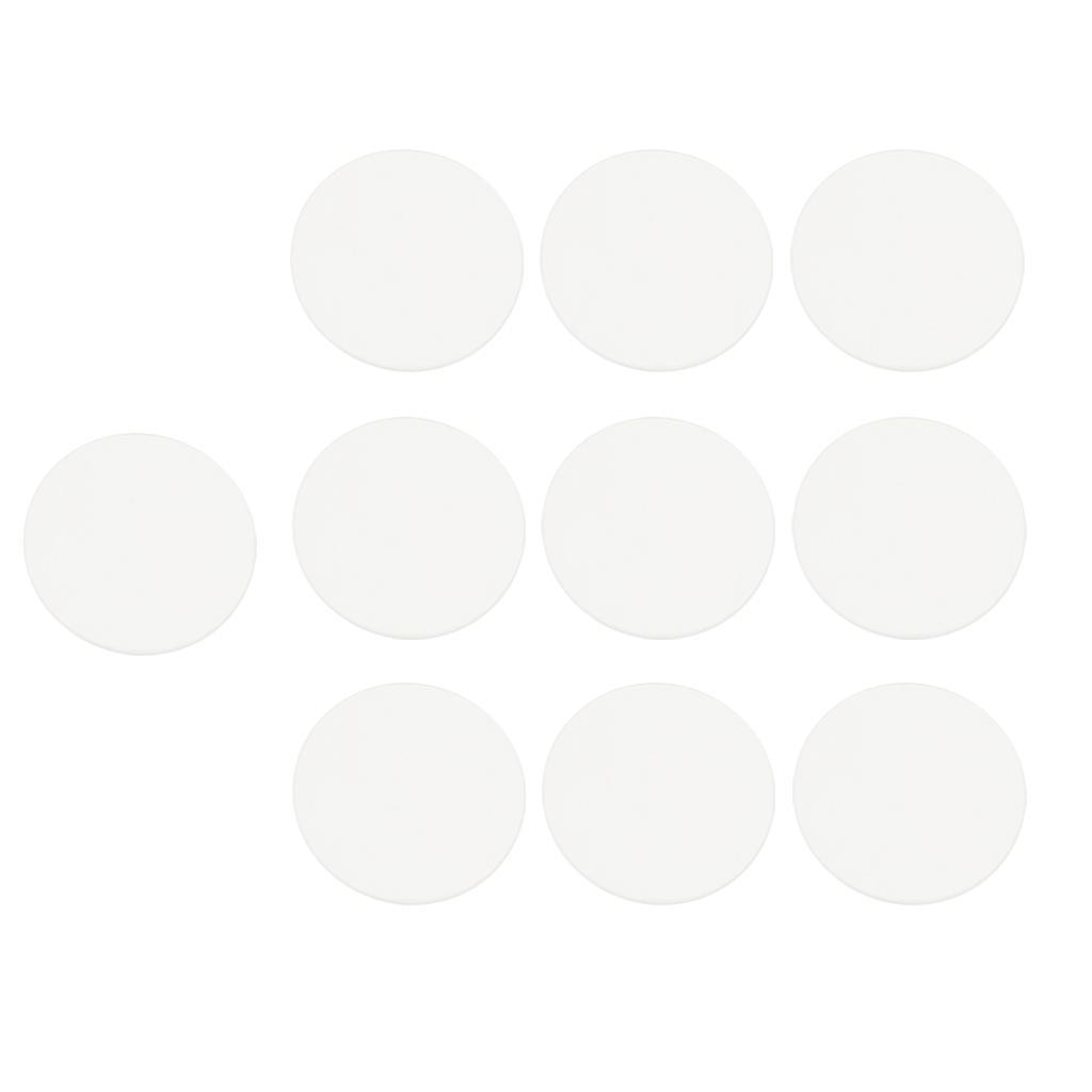 10x-Vetro-Minerale-per-Orologio-Vetro-Minerale-Cristallo-Orologio-Orologio miniatura 22