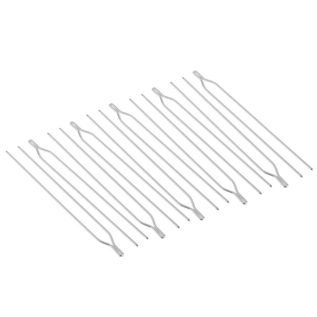 10Pcs Vintage U Shape Traditional Hair Stick Hairpin Hair Chignon Pin Simple