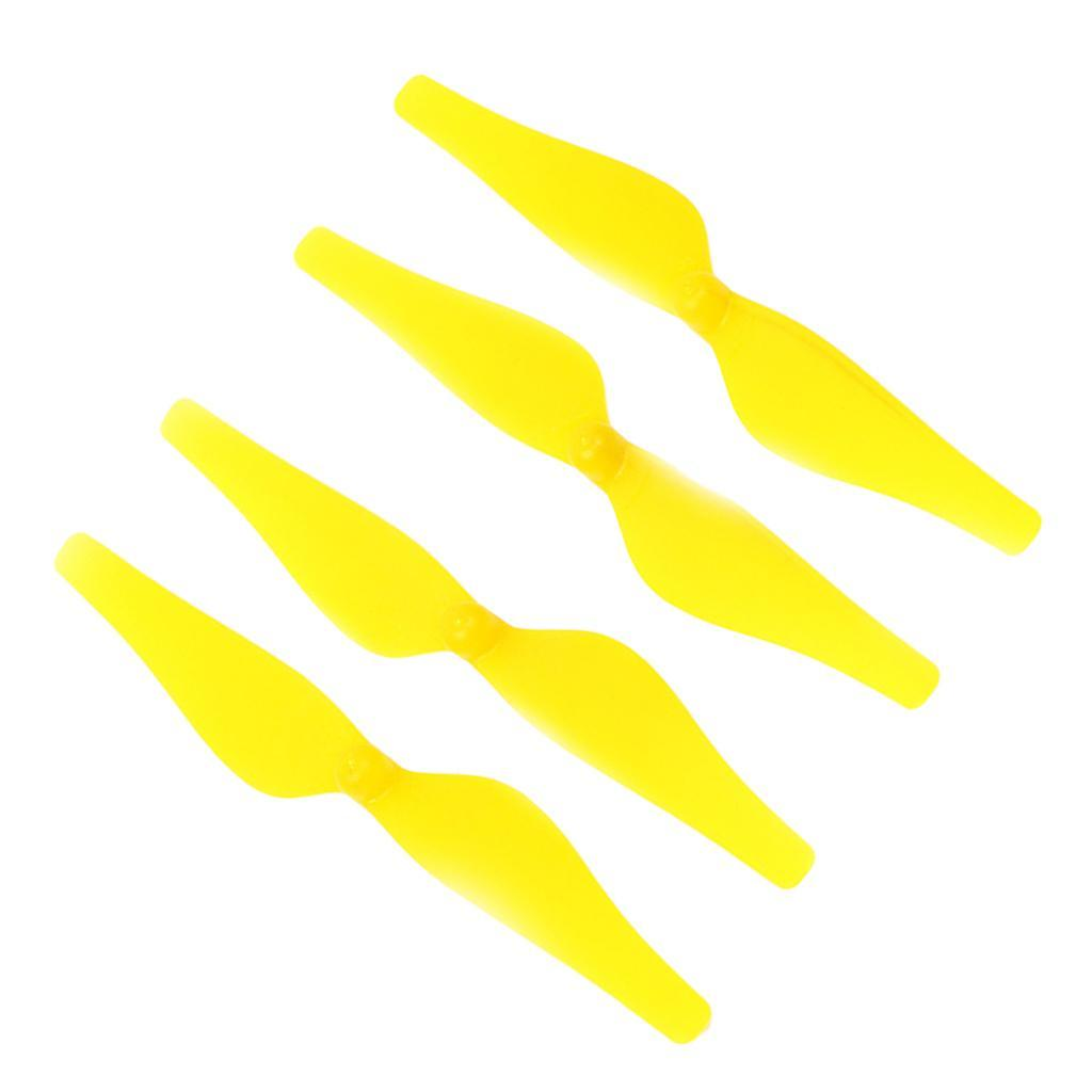 4tlg// Set Kunststoff Propeller Ersatzteile für Dji Tello RC Drohne