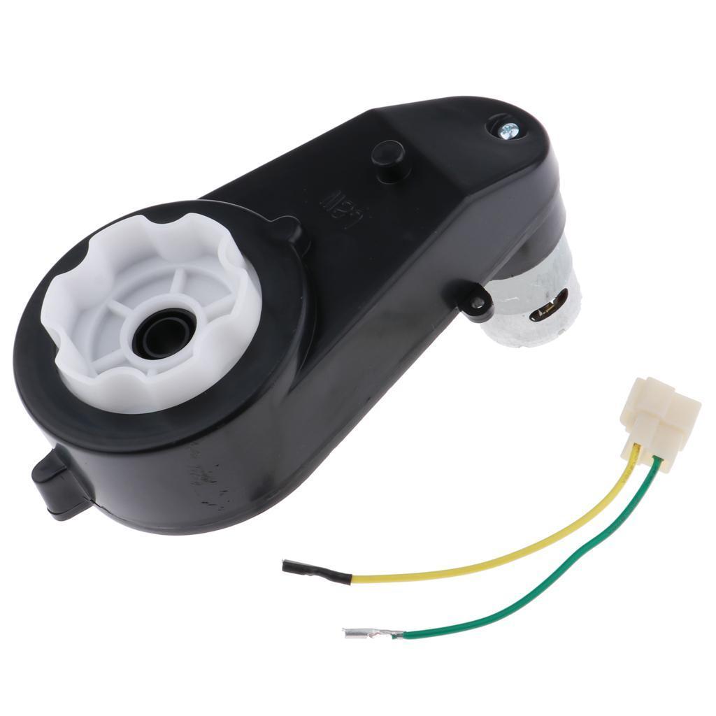 motore elettrico per bambini Electric Cars Cambio con motore 12V