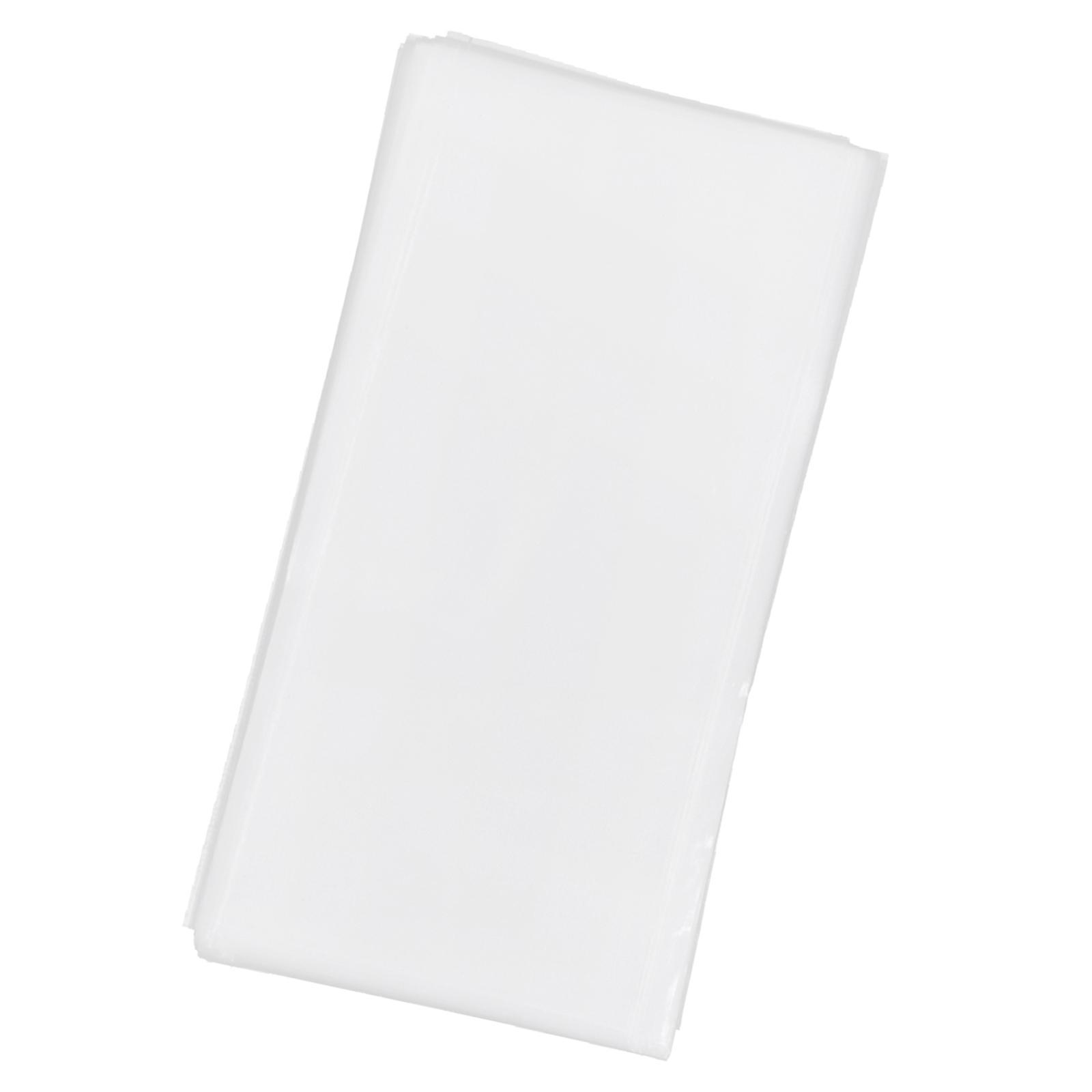 100 Stücke Wasserlösliche Tasche Fischköder Taschen PVA Mesh Schnelle