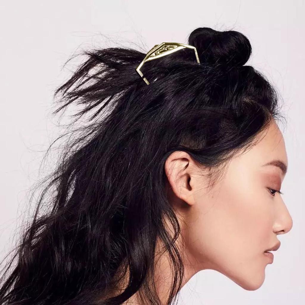 Metall Haarspange Haarkralle Haargreifer HHaarklammer Haarschmuck Für