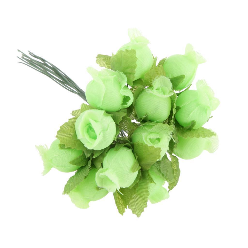 144 Künstliche Blumen Rosenköpfe für Hochzeitsfeier,Geburtstag Garten Dekor
