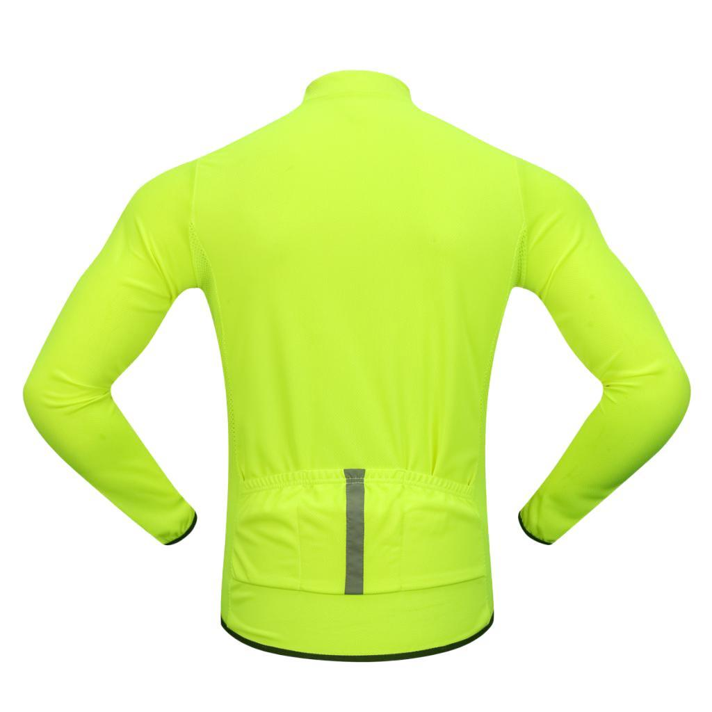 Cycling Jacket Long Sleeves Wind Coat Windbreaker Jacket Outdoor Sportswear