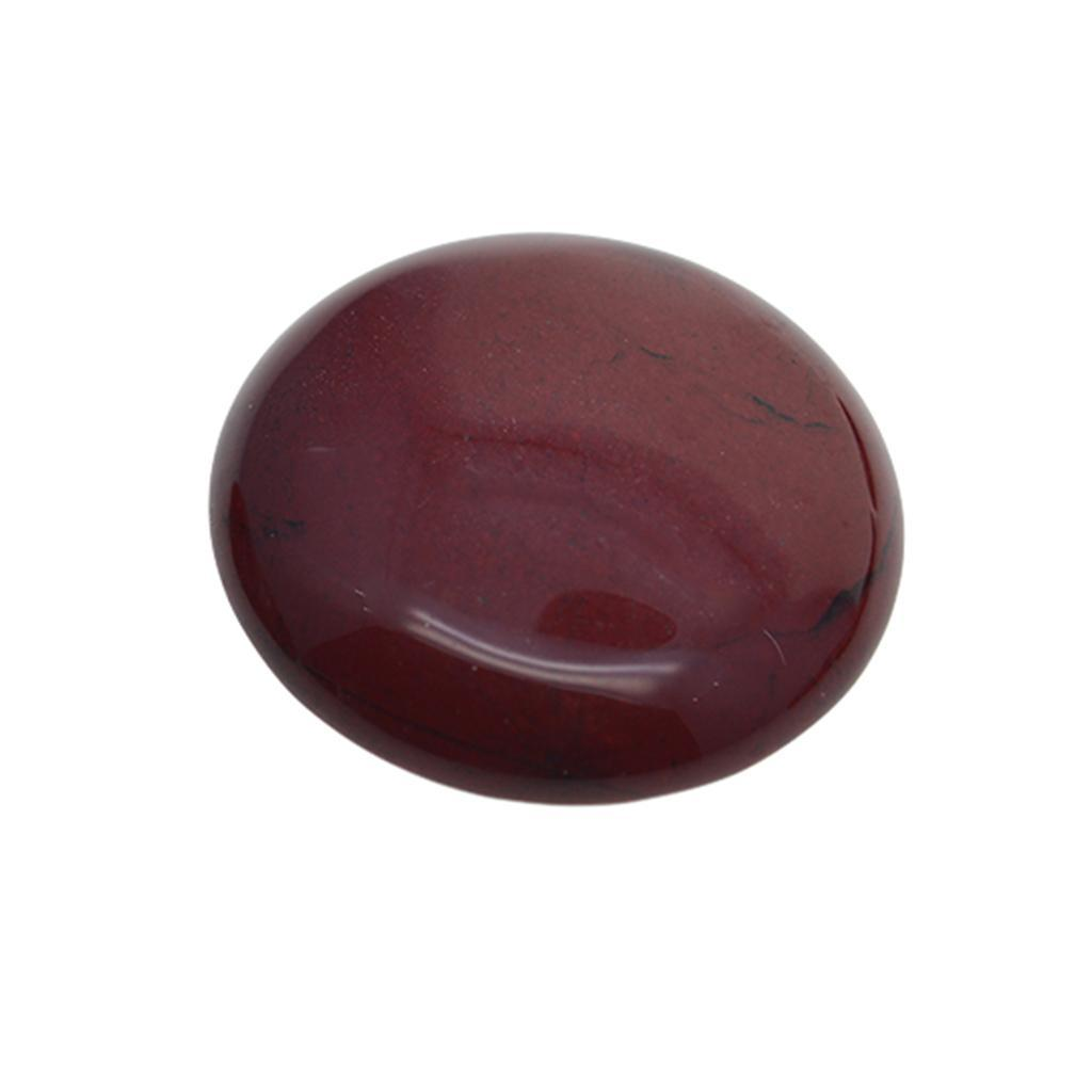 2Pcs 1/'/' Round Dome Cabochon Natural Bead Gemstones for Jewelry Making Craft