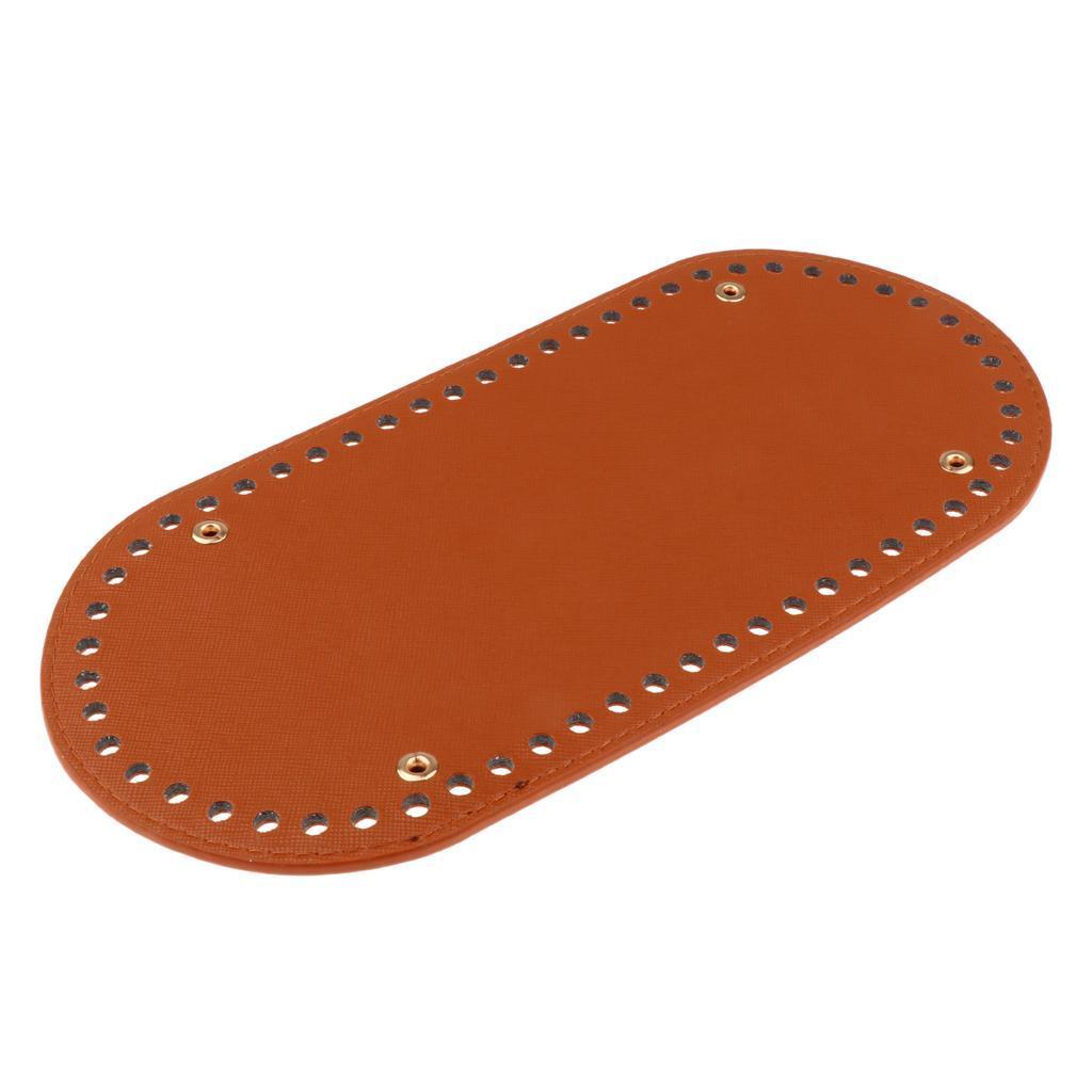 PU-Leder Einlegeboden Baseshaper Bag Shaper Taschenboden für Taschen