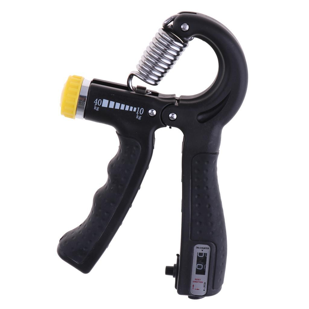 Hand Grips Increase Strength Spring Finger Forearm Exercisers Grippers