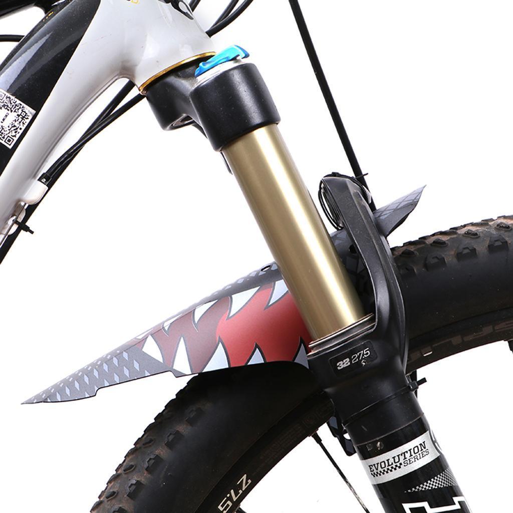 Bike Fender MTB Bicycle Mud Guard Front Mudguard Downhill Mountain Road Bike