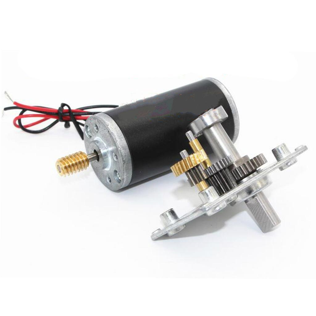 Micro DC hohe Drehmomente  Schnecken Getriebe Motor Rechtwinklig